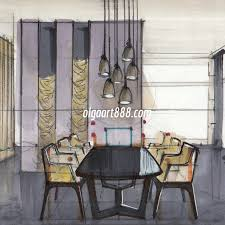 Interior sketching with markers my video courses book blog more