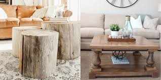 Coffee tables can make a bold statement or offer subtle and practical style as they blend in with your living room furniture. 15 Diy Coffee Tables How To Make A Coffee Table
