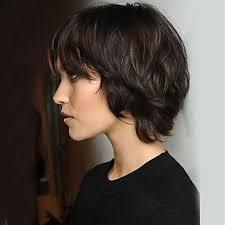 شعرة الإنسان كابليس الباروكات شعر مستعار طبيعي تمويج طبيعي