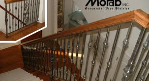Full Size of Kids:handrail Banister Wonderful Metal Stair Railing Indoor 74  With Additional House ...