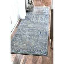 striped runner rug gray new traditional distressed grey 2 8 x and white hall striped runner rug blue green