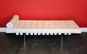 white leather daybed. Plain Leather To White Leather Daybed