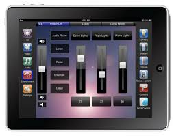 control lighting with ipad. Intelligent Lighting Control With Ipad