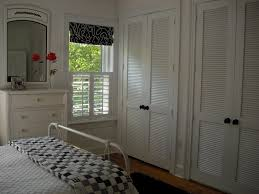 louvered interior doors closet