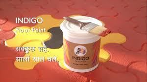 indigo floor coat hindi