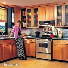 diy kitchen cabinet kits best kitchen cabinets the family handyman throughout kitchen cabinets kits ideas diy