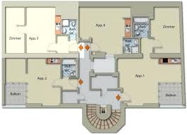 Floor Plan Of The Apartment A Floor Plan Attic Attic Apartment Floor Plans