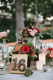 Rustic California Celebration Layered with Pink