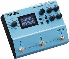 Купить <b>Процессор</b> эффектов <b>BOSS</b> MD-500 с бесплатной ...