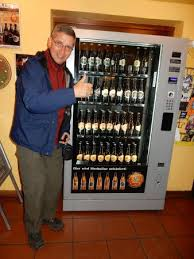 Beer Vending Machine Inspiration Beer Vending Machine I Approve Picture Of 48 Stern Braeu Vienna