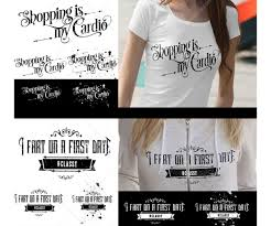 shirt design templates typography t shirt design templates for girls shirt title design