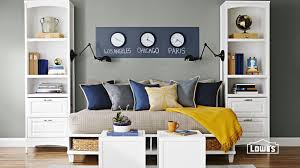 small home office 5. 5 Ideas For Decorating A Guest Room. Lowe\u0027s Home Improvement Small Office