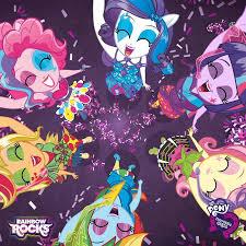 763948 applejack mercial equestria s facebook fluttershy logo makeup my little pony logo official pinkie pie ponied up rainbow dash