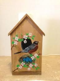 paper towel holder wooden country decor bird nest plans