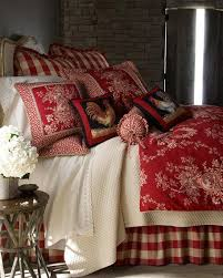 C & F Enterprises French Country Bedding & Houndstooth Quilt Set & Queen French Country Comforter Set Adamdwight.com