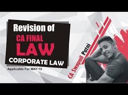 Videos Matching Ca Final Law Revision May 19 Part 2 Winding