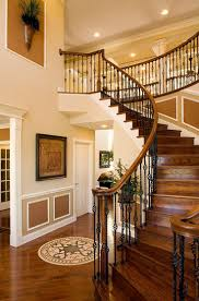 Curved Stair - A stair that has a circular curve to its shape. |  Architectural Terms | Pinterest | Staircases, Curves and Shapes