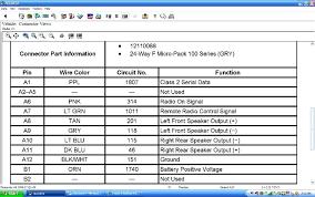 2004 pontiac grand prix radio wiring diagram wiring daigram 2001 Pontiac Grand AM Radio Wiring Diagram at 2004 Pontiac Grand Am Radio Wiring Diagram