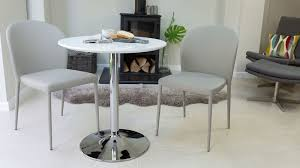 elegant round white gloss 2 seater dining table pedestal base uk with 2 2 seater round dining table and chairs ideas