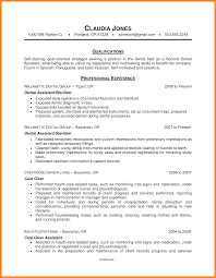 Orthodontic Assistant Cover Letter Sarahepps Com