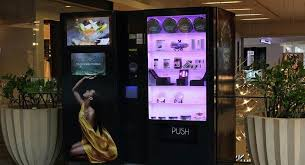 Beverly Hills Caviar Vending Machine Simple 48 Vending Machines That Have Gone Gourmet FoodService Director