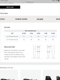2018 Poc Poc Joint Vpd Air Knee Protectors Pads Size Xl