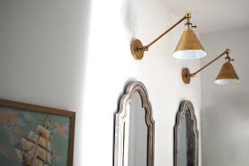 boston functional library wall light