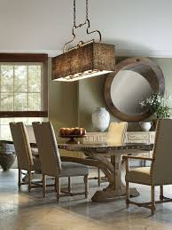 Contemporary dining room lighting fixtures Dinner Table Contemporary Dining Room Decorating Ideas Lighting Ideas Kuchniauani Rectangle Chandelier Make Statement In Your Dining Room