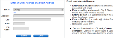 Find Free Email Addresses And Phone Numbers On Melissa Data By