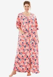 plus size robes plus size robes for women roamans