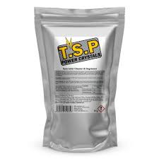 Trisodium Phosphate TSP 1Kg (Cleaner, Degreaser & Stain Remover):  Amazon.co.uk: Kitchen & Home