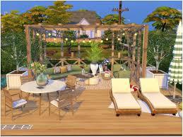 sims 4 patio s sims 4 updates