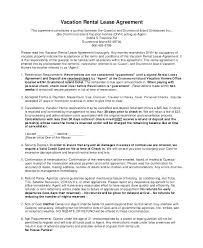 House Rental Contract 7 Simple Purchase Agreement Form Parts Fax ...
