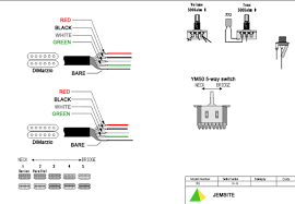 dimarzio pickup wiring diagram Dimarzio Wiring Diagram 2 dimarzio humbuckers 5 way switch wiring help!! jemsite dimarzio wiring diagrams humbuckers