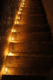lighting for stairs. Light Wood Night Sunlight Wall Staircase Reflection Darkness Lighting Candles Temple Stairs Rise Stone Stairway Go For
