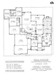 Spencer Hill Luxury Log Home Plan 032D0352  House Plans And More4 Bedroom Log Cabin Floor Plans