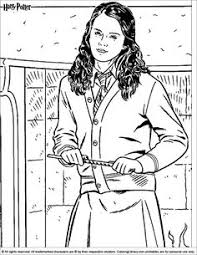 Small Picture Harry Potter Outs Coloring Pages Harry Potter Coloring Pages