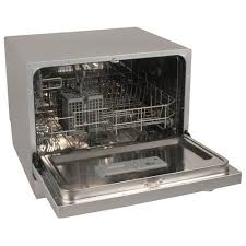 edgestar 6 place setting countertop dishwasher review