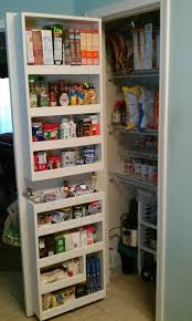 Perfectly Organized Pantry! I Have To This   Dream Home With Regard Redoubtable Decor: Pantry Door Organizer Your Decor