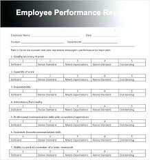 Job Evaluation Template Performance Evaluation Software Feedback Form Template Demo Job Ate ...