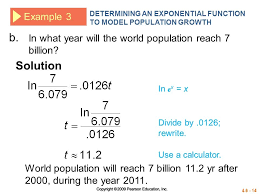 exponential growth function formula determining exponential function model population growth portrayal dreamy