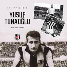 """Beşiktaş JK on Twitter: """"Efsane futbolcularımızdan Yusuf Tunaoğlu'nu  vefatının 20. yılında saygıyla ve rahmetle anıyoruz.… """""""