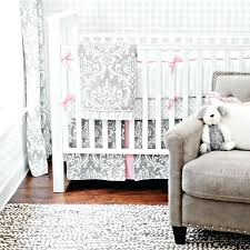 pink and gray elephant crib bedding dressers extraordinary grey baby bedding sets 6 gray crib set
