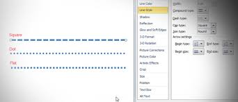 Lines Of Symmetry Powerpoint How To Insert A Dotted Line In Powerpoint 2010
