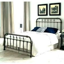 wrought iron bed frame king – ampmhvac.co