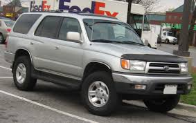 1999 Toyota 4Runner - Information and photos - MOMENTcar