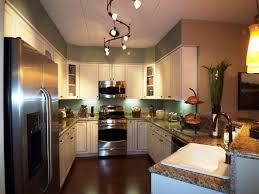 kitchen ceiling light track