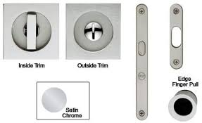 privacy pocket door hardware. VNV-K1230-26-1.38 Privacy Pocket Door Hardware E