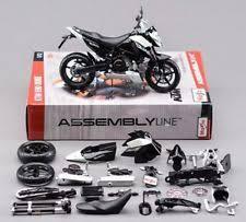 maisto motorcycle toy models kits ebay