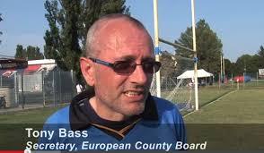 "Lorenzo Zago ""Le Parisien""/ Da baseball e calcio, ""Grand Referee Gaelic Football"" agli Europei by Paris Gaels Gaa - 12ROTonyBassrefereeRObyQuinn"